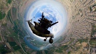 VIDEO 360: La batalla por Mosul contra Estado Islámico desde el aire y en 360 grados
