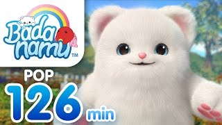Badanamu Super Hits Vol 3 - 126min l Nursery Rhymes & Kids Songs