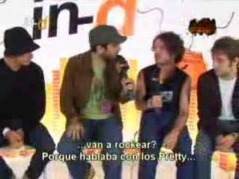 DELAYS - Interview/Valentine/You & Me - Mexico Manifest 2006