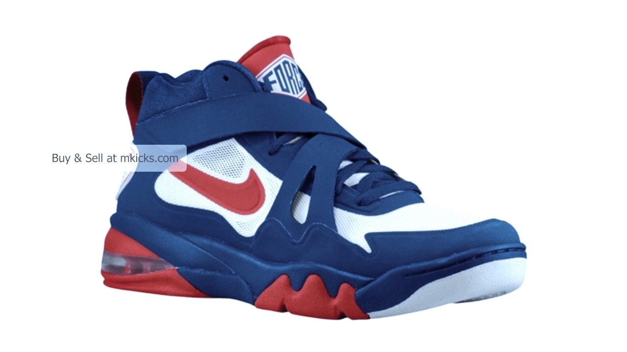 Nike Air Force Max CB 2 Hyperfuse Deep Royal White-Chilling Red 37c9c2d9d