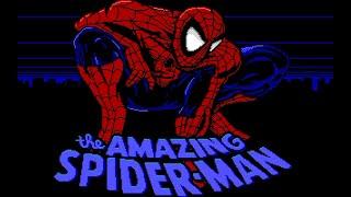 Amiga 500 Longplay [040] The Amazing Spiderman