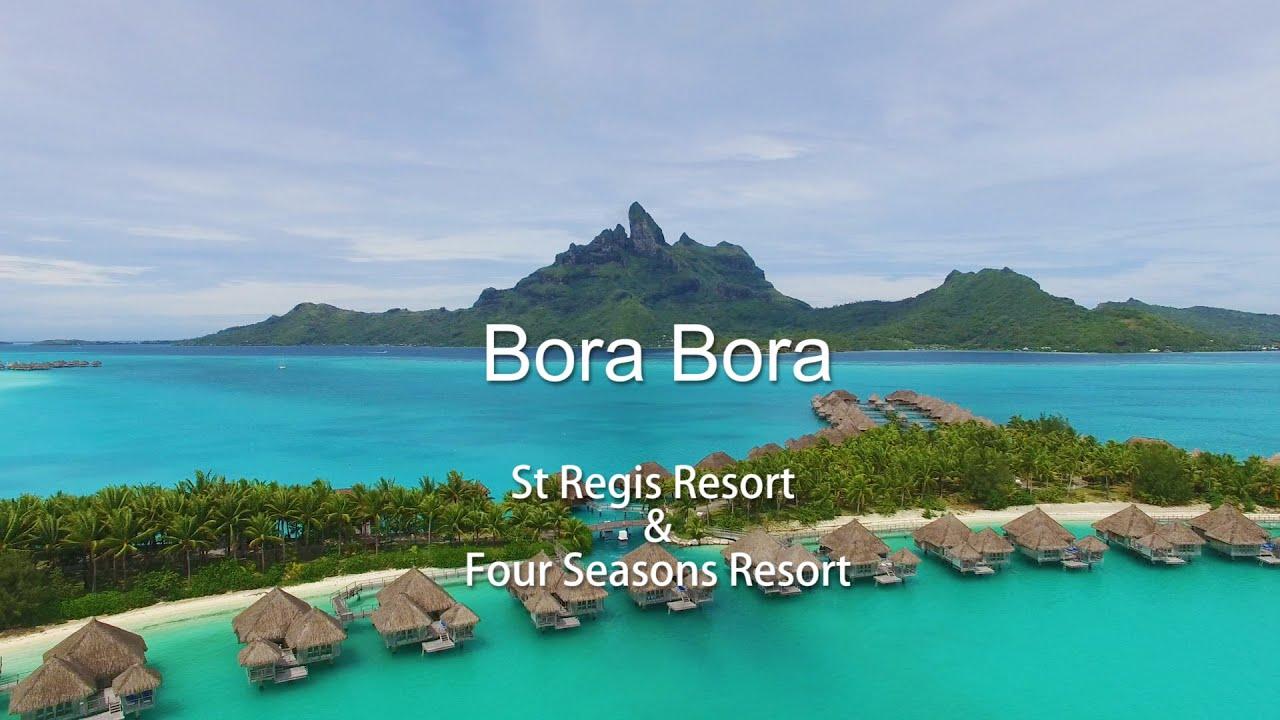 Image Result For Four Seasons In Bora Bora