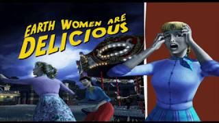 Destroy All Humans 2-ая часть. Роквел. Зрелые женщины.