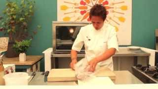 Monica Galetti: How to fillet a sea bream fish