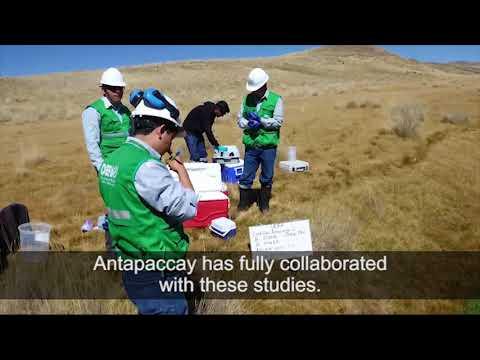 Managing water quality in Peru