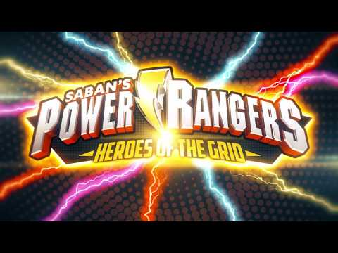 Power Rangers: Heroes of the Grid - Live on Kickstarter NOW!!!