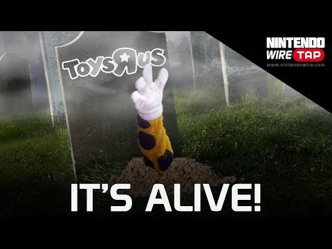 "Toys ""R"" Us Returns! | Nintendo Wiretap"