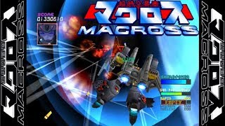 MACROSS VF-X2 (マクロス VF-X2) - PSX Longplay - NO DEATH RUN (Bad Ending) (Complete Walkthrough)