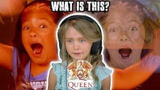 REACTING TO KIDS REACTING TO QUEEN