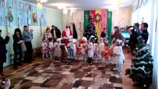 Новогодний утренник в детском саду #5