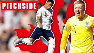Catch EVERY Reaction as England Win Penalty Shootout! | Switzerland 0-0 England (5-6) | Pitchside