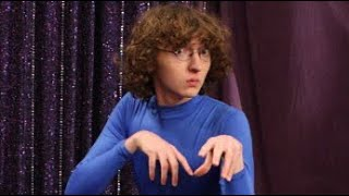sinjin being a rEgulAr student at hollywood arts for 4 minutes straight