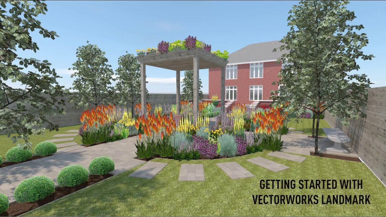 GSG - Vectorworks Landmark 2016 - Introduction - YouTube