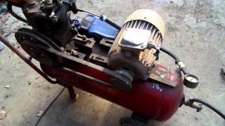 компрессор зил  homemade compressor