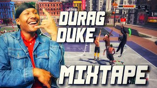 The Official Durag Duke NBA 2K19 Mixtape! The Best Shot Creator Stretch Big Demigod! Best Build 2k19