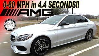 Mercedes-Benz C 450 AMG Sport 4MATIC 2016 Videos