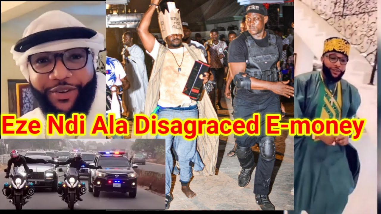 Download Eze Ndi Ala Vs E-Money || Anambra on fire as the Mad Millionaires Arrive