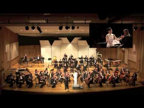"""CSUS Symphony Orchestra & """"The Butterfly Lovers"""" Violin Concerto (Complete Version)"""