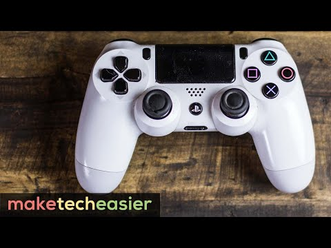 How to Connect a PS4 Controller to Your PC