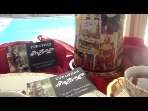 European Bazaar Shop North Road Ormond Bazilur Teas