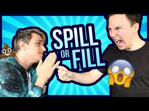 RYGUYROCKY FIRES HIS BEST FRIEND! | Spill Your Guts or Fill Your Guts streaming vf