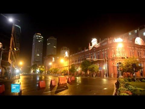 سريلانكا تستيقظ على حالة الطوارئ وحظر التجول بعد تفجيرات عيد القيامة الدامية  - نشر قبل 14 دقيقة