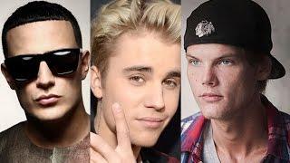 Dj Snake & Justin Bieber Vs Avicii - Let Me Love You Vs Wake Me Up (Djs From Mars Bootleg)