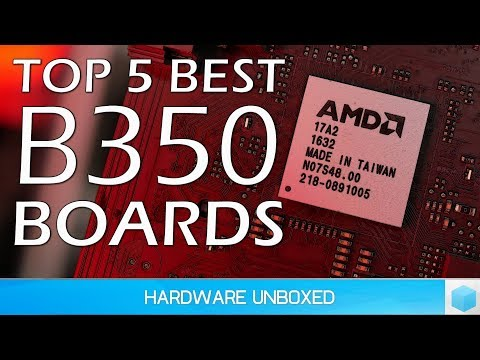 Top 5 Best AMD B350 Motherboards