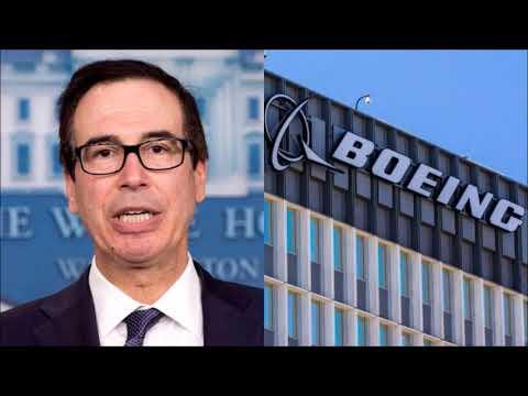 Из-за проблем Boeing рост ВВП США затормозится в 2020 году с 3% до 2,5%