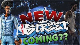 NEW Nba Streets Coming Out?!?!?! EA might be dropping hints!!!