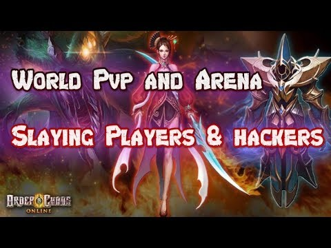 Order & Chaos Online - World PvP & Insane Arena