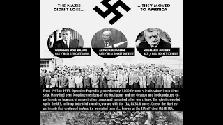 The Uncensored Report - The FBI's Incorporation of Nazi Techniques Since The 40's