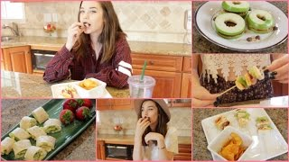 After School Snack Ideas! (Healthy Options!)