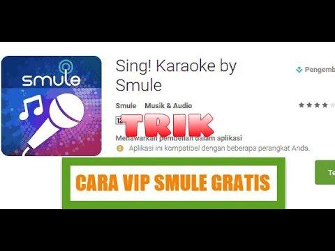 Cara Mendapatkan VIP Smule GRATIS!!!!! Terbaru.!! 2016