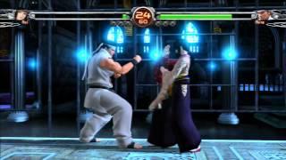 VIRTUA FIGHTER турнир сообщества Playstation #4
