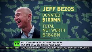 Millionaires Tax Letter - More Hypocrisy from the Rich