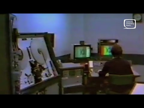 Computer Club - The Computer and the TV Producer - BBC2 - 1983