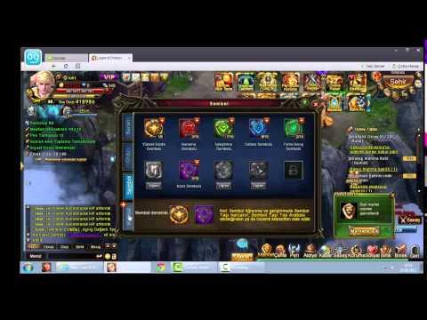 Legend Online Server 175 sarr Tanıtım