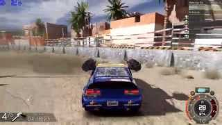 Gas Guzzlers Extreme: Gameplay GTX 770 + i7 3770 / MAX settings 1080p