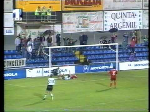 05J :: Gil Vicente - 0 x Sporting - 2 de 2000/2001