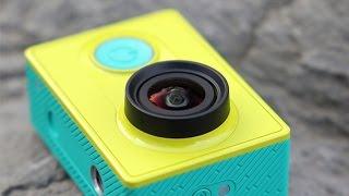 Як скинути Xiaomi Yi Action Camera до заводських налаштувань,якщо забули пароль WIFI і як не треба