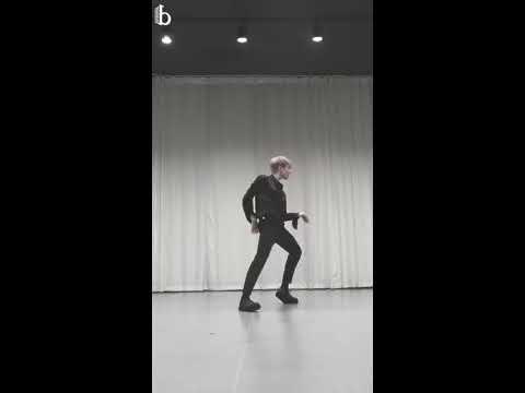 [Mirrored] HOSHI 호시 - 'NEW Choreographer by HOSHI (댄서즈 : 호시)' Mirrored Dance Practice 안무영상 거울모드