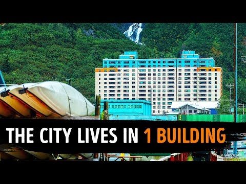220 Citizens Live and Work in One Building In Alaska