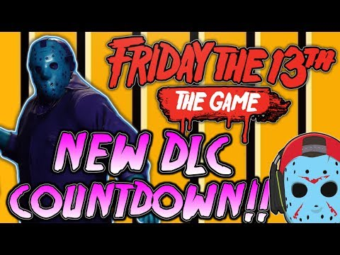 FRIDAY THE 13TH!!🔪| NEW DLC HYPE COUNTDOWN!! | LVL 89+ | 1080P | INTERACTIVE STREAMER!
