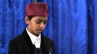 Huzoor's Mulaqaat with Khuddam & Atfal - Nagoya  (Urdu)