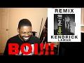 Future Mask Off Remix Feat  Kendrick Lamar REACTION