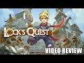 Review: Lock's Quest (PlayStation 4, Xbox One & Steam) - Defunct Games