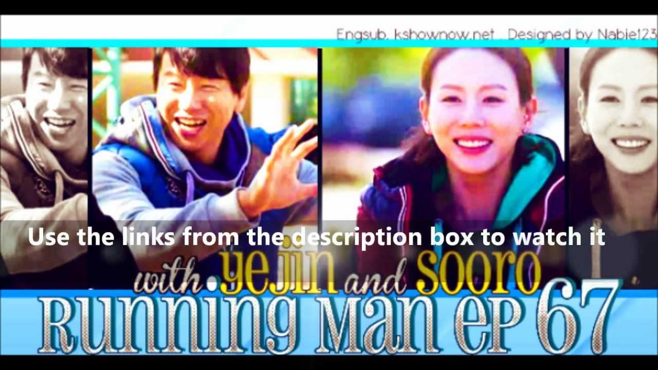 Running Man Episode 67 ENG PART 1/11 - YouTube