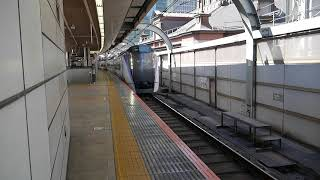 JR東日本E 353系9両 特急かいじ東京行の回送 東京駅発車