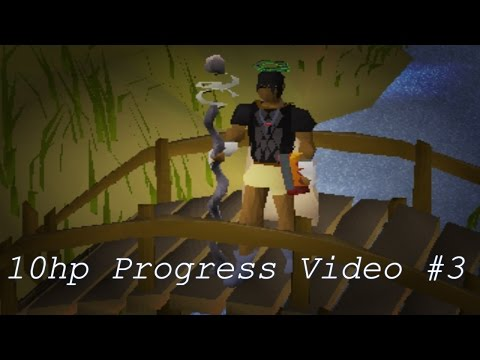 Teaks   Progress Video #3   10 Hitpoints